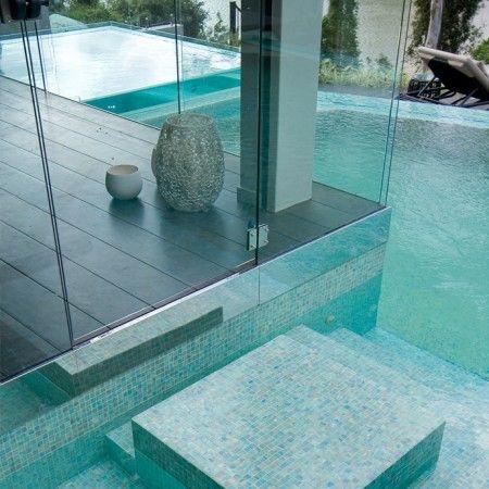 肯莫尔泳池景观