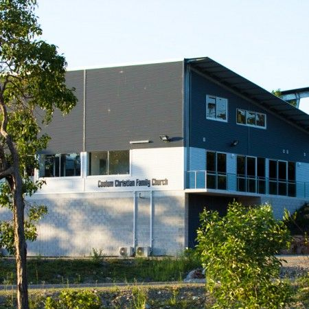 库伦海滩基督学院 – 库伦基督家庭教堂