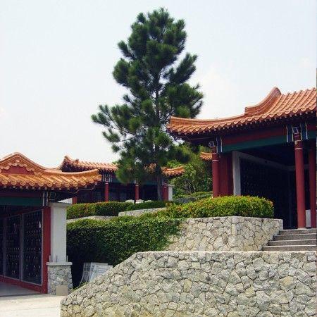 斯普林维尔植物公墓 – 松鹤园